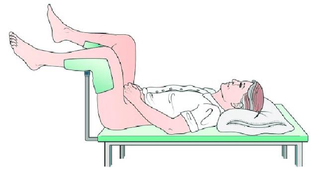 Litotomi pozisyonu: