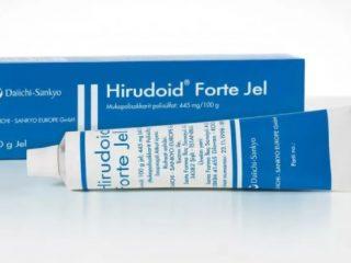 Hirodoid fort krem