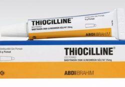 Thiocilline basura iyi gelir mi ?